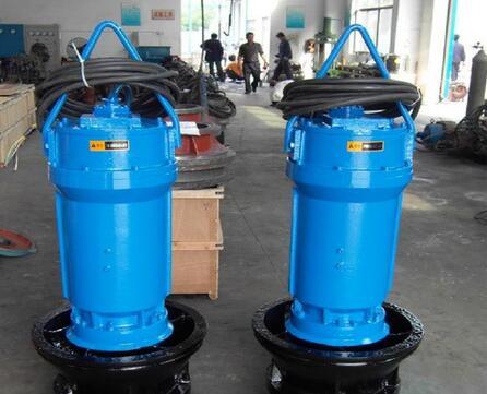 ZQB型潜水轴流泵