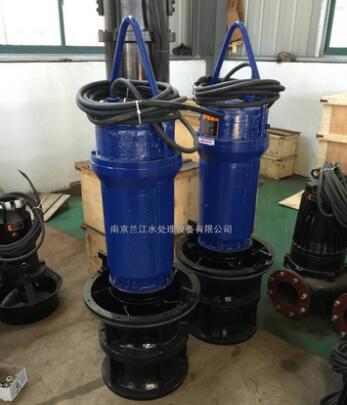 小型潜水轴流泵